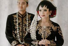 Adinta & Shafa Wedding by Koncomoto