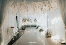 SMESCO CONVENTION WEDDING OF NADYA & ALI by alienco photography