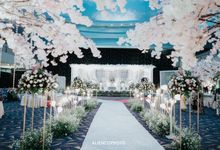 Smesco Convention Hall Wedding of Nadya & Ali by alienco photography
