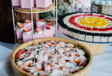 Botanical Paradise by Manna Pot Catering