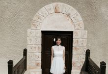 Yensy Engagement Portrait by Antonio Edo Photography