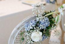 Desita & Fickar Wedding by Nicca