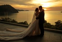 Jr & Aya Wedding by PICO SANDS HOTEL (Pico de Loro Cove)