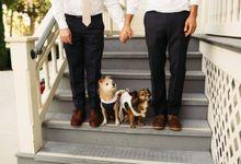 Gay wedding Allen&Nicollas by Alex Shevchik