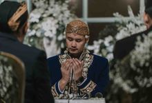 Bei Mahaya Djody of Akad Traditional Wedding by Speculo Photo