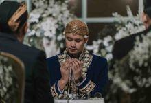 Bei Mahaya Djody of Akad Traditional Wedding by Speculo Weddings