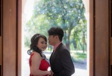 PREWED SESSION JEFFRY & YULIANA by Daperture Studio