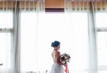 Angel x Sam Wedding Highlights by Dauntless Blissful Creatives