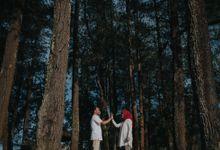 Postwedding Milly & Hanna by AIKON Photography