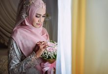 Wedding Rezka & Healtria by Luqmanfineart