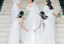 Wedding Glory & Roy by Sheraton Mustika Yogyakarta Resort & Spa