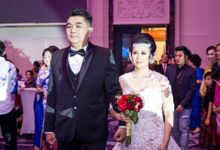 WEDDING RECEPTION FERDY & STEFANY by Daperture Studio