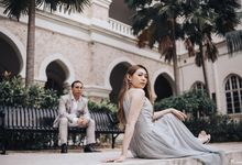 Prewedding of Vino & Eva by Kama Photography