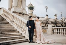 Prewedding of Edu & Lisa by Kama Photography