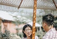 Prewedding of Yuardi & Erlin by Kama Photography