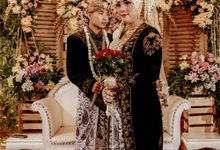 From Wedding Margi & Tari by Hanacaraka Photo Tegal