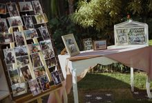 THE WEDDING OF BIANCA & JEFF by Oma Thia's Kitchen Catering