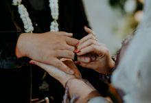 The Wedding Peggy & Anka by AVIARY Bintaro