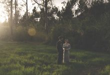 Pre Wedding of Keli & Andrio by Coline Photography