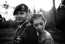 Pre Wedding of Keli & Andrio by Coline Photography