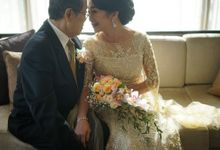 Mr & Mrs Suryono Limputra by Fairmont Jakarta