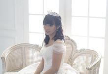Favor Wedding Gown - Cinderella Story by Favor Brides