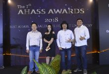 AHASS Awards 2018 At Harris Hotel Ciumbeluit by Josh & Friends Entertainment