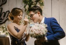 Engagement of Nadya and Kai by Diurna Story