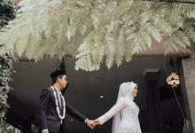 Intimate Wedding - Yoan & Tori by Loka.mata Photography