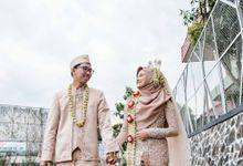 Wedding Husna & Novan by Reflexion Photowork