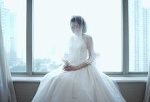 Shangri'la Jakarta - Irvan & Elizabeth Wedding Day ii by Impressions Wedding Organizer