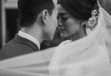 The Wedding Of Ricki & Gladys by Cerita Bahagia
