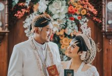Heni & Amir Wedding at Roemah 7A by Bantu Manten wedding Planner and Organizer