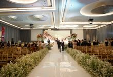 The Wedding Of  Ps Kong & Tammy by Finest Organizer