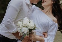 Prewedding Dazen & Eko by Memorize Photography