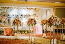 THE WEDDING OF S & V by GLORIOSA DECORATION