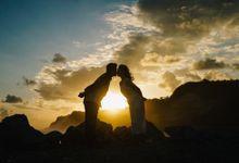Prewedding Of Arista & Rudi by OKphotography