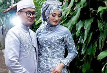 Wedding of Lesi and Koko by Yossa Yogaswara Photography