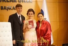 Civil Marriage of Canada and Tajikistan Citizens by Anta Organization Wedding & Event Planner