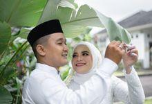 The Wedding Of Eca & Abdul by Villa Srimanganti