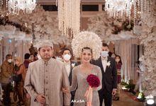 Wedding of Raisa & Bima by Akasa