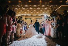 The Wedding of Joshua and Kissy by Bernardo Pictura