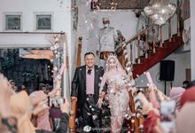 The Wedding Of Andry & Dara by Villa Srimanganti
