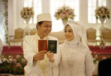 the wedding of dita - cakra by Armadani Organizer