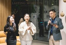 MC for Ambiente New Collection by Demas Ryan & Lasting Moments Entertainment
