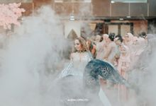 SMESCO NARESWARA WEDDING OF SAHFA & RIYAN by alienco photography