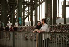 Prewedding of Reza & Fina by Katropholish
