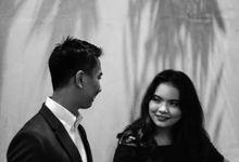 Pramanda & Ghoza Prewedding by Journal Portraits