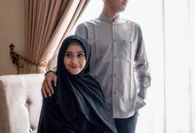 Post Wedding Isma Nurmala & Hakim by Syar'i Signature