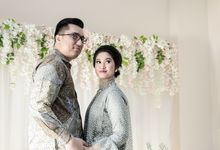 rina & agus engagement by Our Wedding & Event Organizer